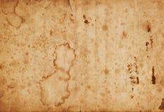 Używać grungy pobrudzona papierowa tekstura ornamentu geometryczne tła księgi stary rocznik Zdjęcia Royalty Free