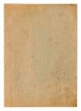 używać papierowa tekstura Rocznika kartonu tło Fotografia Stock