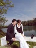 Używać PDA yss outdoors Zdjęcie Royalty Free