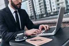 Używać technologie w biznesie zdjęcie royalty free