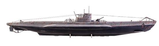 U-βάρκα Στοκ φωτογραφία με δικαίωμα ελεύθερης χρήσης