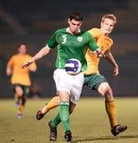 U-23 le football intercontinental Championsh Photo libre de droits