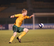 U-23 le football intercontinental Championsh Photos stock