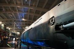 U-505 - Submarino alemão Imagens de Stock