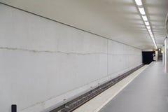 U-Bahn Royalty Free Stock Photography