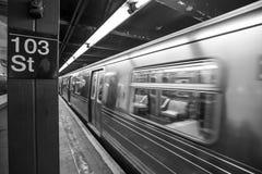 U-Bahn Lizenzfreies Stockfoto