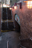 U-Bahn-Central Park-Eingang der Straßen-5 Av/59 Lizenzfreies Stockfoto