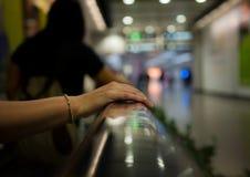 U-Bahn tauschen aus Lizenzfreies Stockfoto