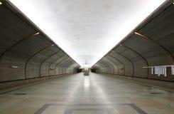 U-Bahnstation stockbilder