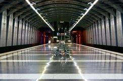 U-Bahnstation Lizenzfreie Stockfotografie