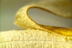 u bananowego krzywej Zdjęcie Stock