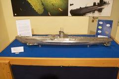 U-barco Imagen de archivo libre de regalías