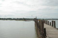 U-Ben-Brücke Stockfotografie