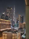 U can see view Burj Khalifa stock photo