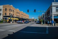 U City Loop Stock Photography