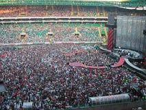 U2 concert Royalty Free Stock Image