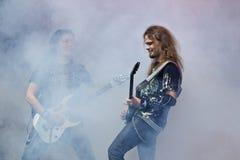 U.D.O. auf Metalfest 2013 Lizenzfreies Stockbild
