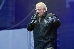 U.D.O. auf Metalfest 2013 Stockfoto