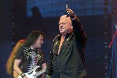 U.D.O. auf Metalfest 2013 Lizenzfreie Stockfotos