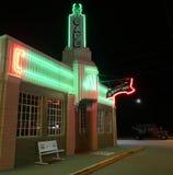 U Drop Inn Shamrock Texas Royalty Free Stock Photo
