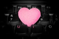 U et I - amour pour toujours Photo stock