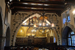 U Fleku Beerhouse, Prague, Czech Republic stock photo