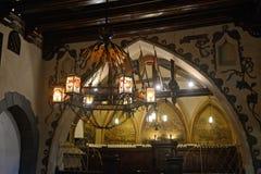 U Fleku Beerhouse, Prague, Czech Republic Royalty Free Stock Photography