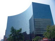 U-Gebäude Lizenzfreies Stockfoto