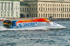 U.I.M. F1 H2O World Championship Royalty Free Stock Image