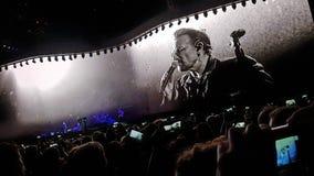 U2 Joshua Tree tour in 2017 Stock Image