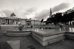 The National Gallery of the United Kingdom royalty free stock images