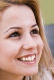 uśmiechnięta kobieta obrazy royalty free