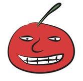 uśmiechu pomidor Obrazy Royalty Free