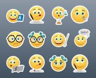 Uśmiechy na lekcjach Zdjęcia Stock