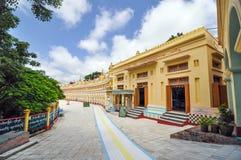 U min Thonze pagoda ,Sagaing, Myanmar Stock Images