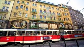 U Novaku | Prague stock footage