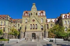 U-Penn College Hall Stock Photo