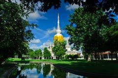 u. x22; Phra dieses Na Dun& x22; ist Markstein MahaSarakham, Thailand Stockfotografie