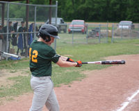 12U player swings Royalty Free Stock Photos