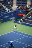 U.S. Öffnen Sie Tennis - Gilles Muller Stockbild