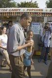 U.S. Γερουσιαστής Barak Obama Στοκ Φωτογραφίες