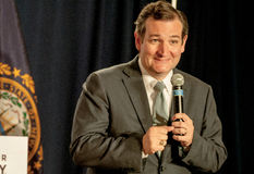 U.S. Γερουσιαστής Ted Cruz, ρ-Τέξας στοκ εικόνες