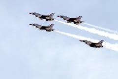 U S Ο αέρας Πολεμικής Αεροπορίας παρουσιάζει στο Tucson, Αριζόνα Στοκ Εικόνες