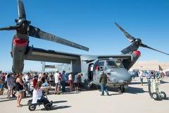 U S Πολεμική Αεροπορία Osprey Στοκ Εικόνες