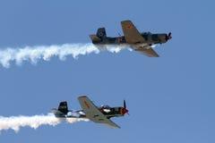 U S Πολεμική Αεροπορία Thunderbirds Στοκ φωτογραφίες με δικαίωμα ελεύθερης χρήσης