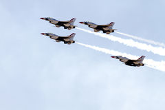 U S Авиасалон военновоздушной силы в Tucson, Аризоне Стоковое Фото