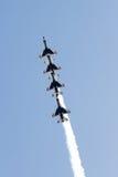 U S Авиасалон военновоздушной силы в Tucson, Аризоне Стоковые Фотографии RF