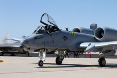 U S Авиасалон военновоздушной силы в Tucson, Аризоне Стоковая Фотография RF