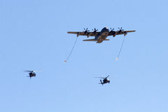 U S Авиасалон военновоздушной силы в Tucson, Аризоне Стоковая Фотография