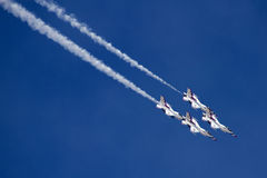 U.S. Буревестники военновоздушной силы Стоковые Фото
